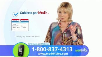 MedEnvios Healthcare TV Spot, 'Camerino' con Zully Montero [Spanish]