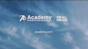 Academy Sports + Outdoors TV Spot, 'Back to Sports: Gear' - Thumbnail 10