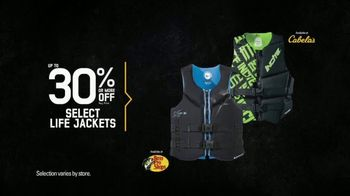 Bass Pro Shops Sporting Classic TV Spot, 'Prism Sight and Life Jackets' - Thumbnail 6