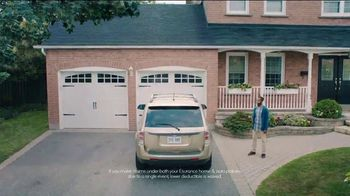 Esurance TV Spot, 'Double Trouble? Single Deductible' - Thumbnail 8