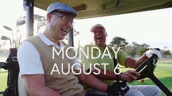2018 World's Largest Golf Outing TV Spot, 'Tee It Up' - Thumbnail 1