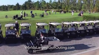 2018 World's Largest Golf Outing TV Spot, 'Tee It Up' - Thumbnail 2