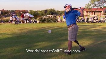 2018 World's Largest Golf Outing TV Spot, 'Tee It Up' - Thumbnail 4