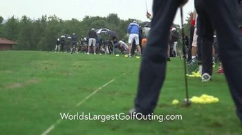 2018 World's Largest Golf Outing TV Spot, 'Tee It Up' - Thumbnail 7