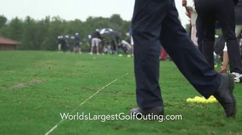 2018 World's Largest Golf Outing TV Spot, 'Tee It Up' - Thumbnail 8