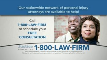 1-800-LAW-FIRM TV Spot, 'Personal Injury Attorneys' - Thumbnail 3