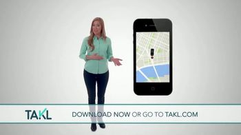 Takl TV Spot, 'There's an App for That'