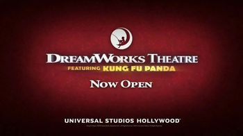 Universal Studios Hollywood TV Spot, 'DreamWorks Theatre: Are You Ready?' - Thumbnail 10
