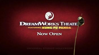 Universal Studios Hollywood TV Spot, 'DreamWorks Theatre: Are You Ready?' - Thumbnail 7