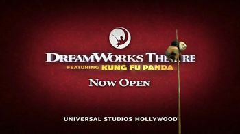Universal Studios Hollywood TV Spot, 'DreamWorks Theatre: Are You Ready?' - Thumbnail 8