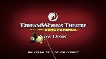 Universal Studios Hollywood TV Spot, 'DreamWorks Theatre: Are You Ready?' - Thumbnail 9