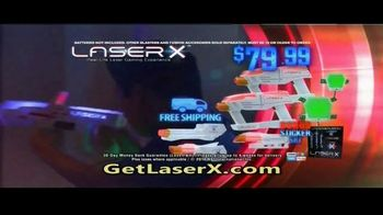 Laser X Fusion TV Spot, 'Red, Blue or Rogue' - Thumbnail 9