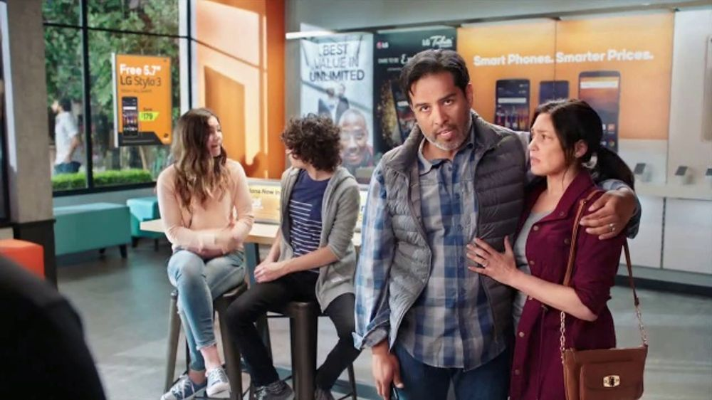 Boost Mobile Family Plan TV Commercial, 'Road Trip Hell' - Video