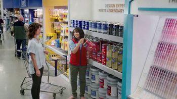 Lowe's TV Spot, 'Game-Changer: Paint' - Thumbnail 1