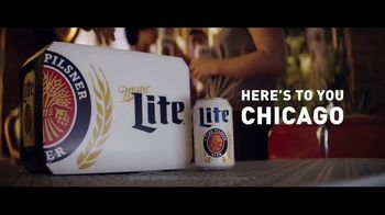 Miller Lite TV Spot, 'Chicago's Number One' - Thumbnail 9