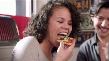 Lean Cuisine Origins Farmers Market Pizza TV Spot, 'Alimentar' [Spanish] - Thumbnail 6
