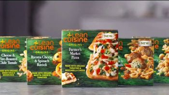 Lean Cuisine Origins Farmers Market Pizza TV Spot, 'Alimentar' [Spanish] - Thumbnail 7