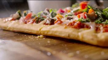 Lean Cuisine Origins Farmers Market Pizza TV Spot, 'Alimentar' [Spanish] - Thumbnail 8