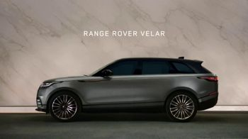 2018 Range Rover Velar TV Spot, 'Respect' [T2]