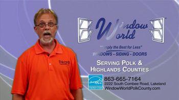 Window World TV Spot, 'Awesome Feeling' - Thumbnail 1