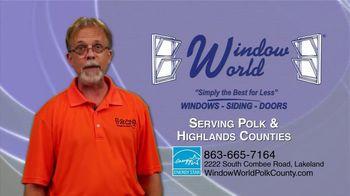 Window World TV Spot, 'Awesome Feeling'