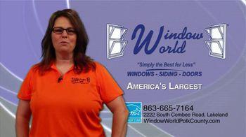 Window World TV Spot, 'Awesome Feeling' - Thumbnail 4