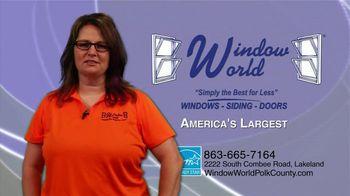 Window World TV Spot, 'Awesome Feeling' - Thumbnail 5