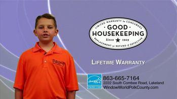 Window World TV Spot, 'Awesome Feeling' - Thumbnail 6