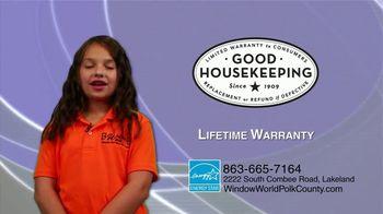 Window World TV Spot, 'Awesome Feeling' - Thumbnail 7