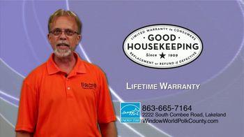 Window World TV Spot, 'Awesome Feeling' - Thumbnail 8