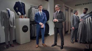 Men's Wearhouse TV Spot, 'Double Duty' - 1246 commercial airings