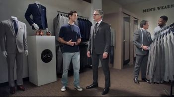 Men's Wearhouse TV Spot, 'Double Duty' - Thumbnail 2