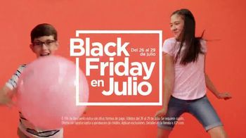 JCPenney Black Friday en Julio TV Spot, 'Hoy' [Spanish] - Thumbnail 2