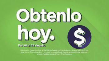 JCPenney Black Friday en Julio TV Spot, 'Hoy' [Spanish] - Thumbnail 5