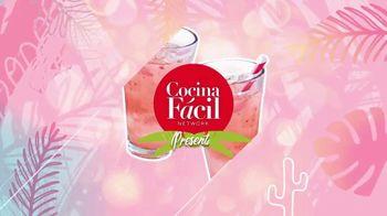 Cocina Fácil Network TV Spot, 'Verano Fit' [Spanish] - Thumbnail 1