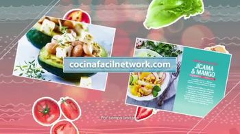 Cocina Fácil Network TV Spot, 'Verano Fit' [Spanish] - Thumbnail 5