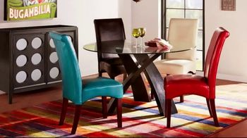 Rooms to Go Summer Sale and Clearance TV Spot, 'Dining Sets' - Thumbnail 2