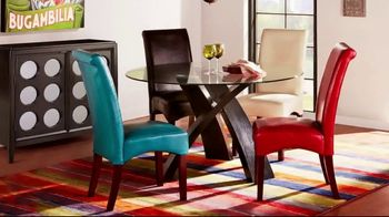Rooms to Go Summer Sale and Clearance TV Spot, 'Dining Sets' - Thumbnail 3