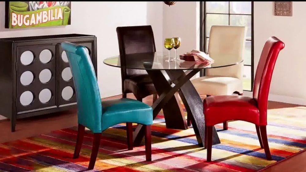 Rooms to Go Venta y Liquidación de Verano TV Commercial, \'Comedores ...
