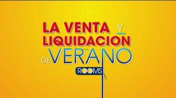 Rooms to Go Venta y Liquidación de Verano TV Spot, 'Comedores' [Spanish] - Thumbnail 1