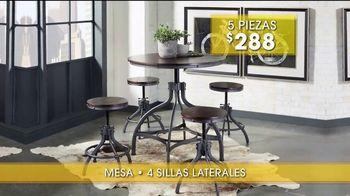 Rooms to Go Venta y Liquidación de Verano TV Spot, 'Comedores' [Spanish] - Thumbnail 3