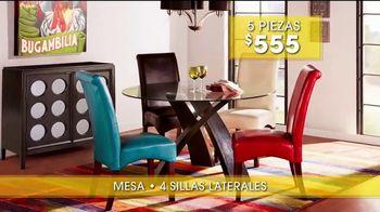 Rooms to Go Venta y Liquidación de Verano TV Spot, 'Comedores' [Spanish] - Thumbnail 5