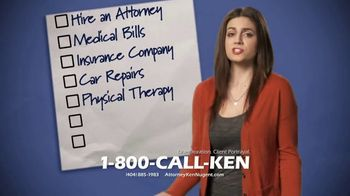 Kenneth S. Nugent: Attorneys at Law TV Spot, 'Check' - Thumbnail 2