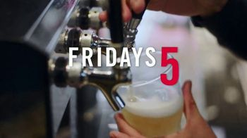 TGI Friday's $5 Apps and Drinks TV Spot, 'Always a Good Time' - Thumbnail 5