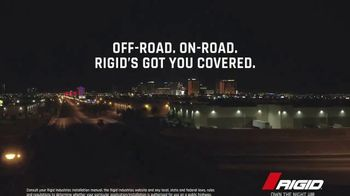 Rigid Industries SR-Series High Beam Driving Lights TV Spot, 'Covered' - Thumbnail 8