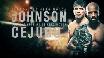 UFC 227 TV Spot, 'Dillashaw vs. Garbrandt: dos títulos' [Spanish] - 40 commercial airings
