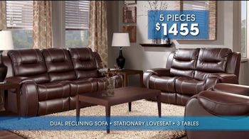 Rooms to Go Summer Sale and Clearance TV Spot, 'Stylish Living Room' - Thumbnail 2