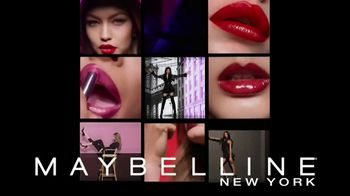 Maybelline New York Shine Compulsion TV Spot, 'Color Sensational' - Thumbnail 1