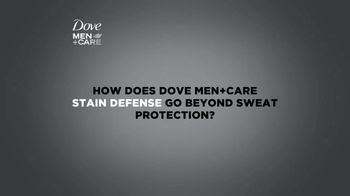 Dove Men+Care Stain Defense TV Spot, 'Go Beyond' - Thumbnail 1