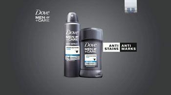 Dove Men+Care Stain Defense TV Spot, 'Go Beyond' - Thumbnail 8